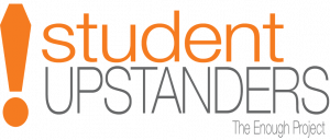 Applications Open for Next School Year: Enough Project's Student Upstander Program
