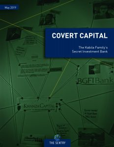 New DR Congo Investigative Report: Covert Capital