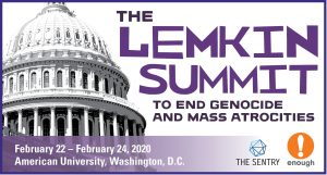 Lemkin Summit to End Genocide and Mass Atrocities 2020