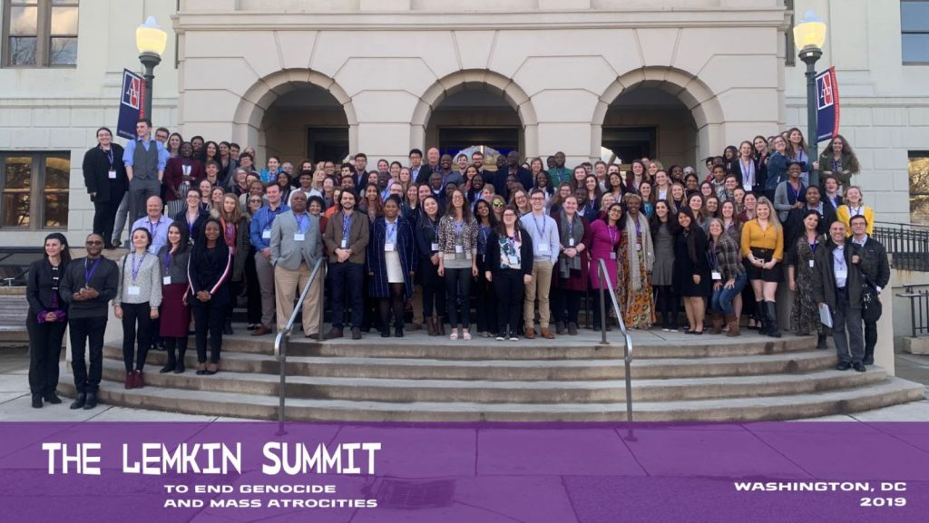 2019 Lemkin Summit to End Genocide and Mass Atrocities